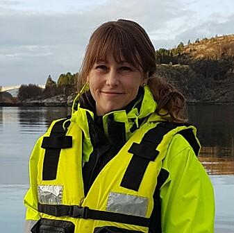 Ragnhild Pettersen forsker på økosystemer i Akvaplan-niva.