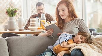Foreldres leseglede kan utligne sosiale forskjeller