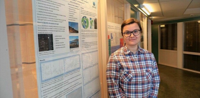 Tatiana Drotikova is in the final stages of her PhD at the Norwegian University of Life Sciences (NMBU) in Ås.