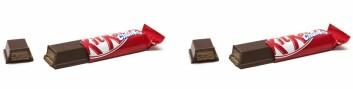 Én KitKat eller to KitKat? Det var den typen valg deltagerne i den svenske studien ble bedt om å gjøre. Med lite søvn ønsket deltagerne seg mer snacks. (Foto: Afrank99/Wikimedia Creative Commons)