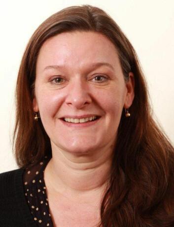 Katarina Heradstveit er prosjektleder ved analyseseksjonen ved integrerings- om mangfoldsdirektoratet. (Foto: IMDi)