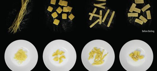 Framtidas pasta kan være flat