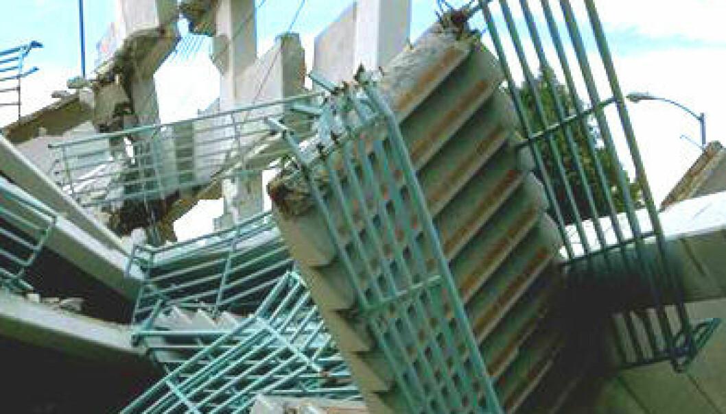 Kan forutsi jordskjelv
