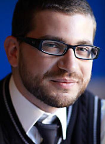 Giuliano D'Amico. (Foto: Annica Thomsson)