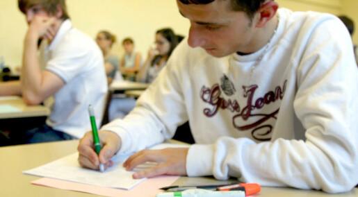 Skoleframgang med godt læringsmiljø