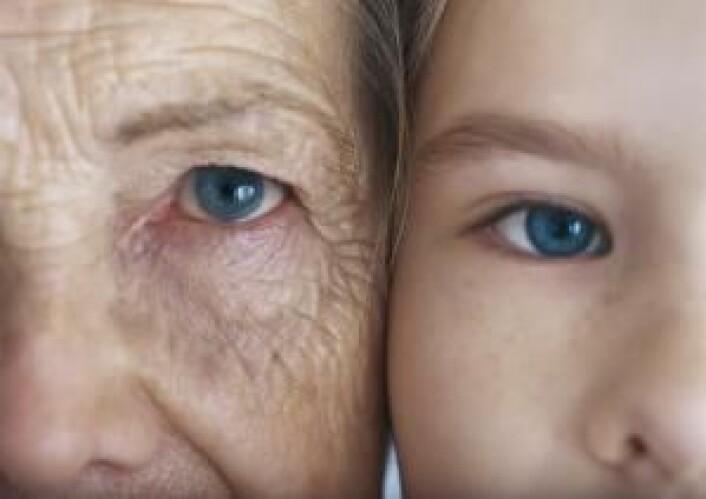 Så lenge vi er unge, klarer kroppen å reparere celleskader. Derfor utvikler skadene seg sjelden til kreft. Reparasjonene begynner å halte når vi kommer i femtiårene. (Foto: Colourbox)