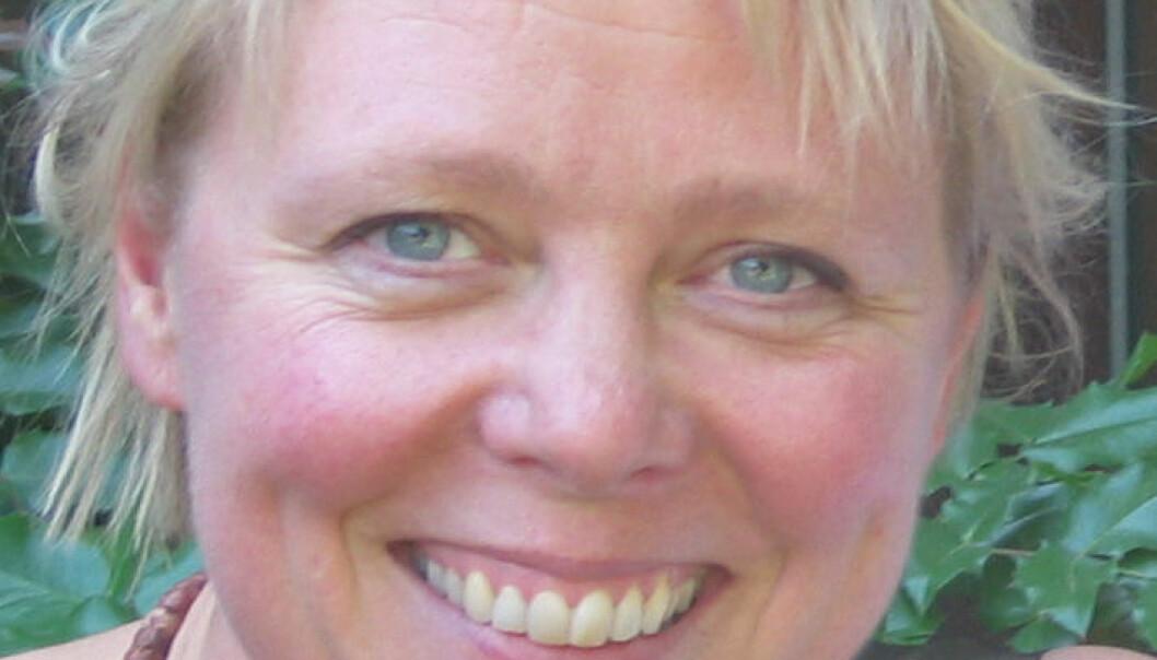 """Anne Hege Simonsen. (Foto: Sigrun Johnstad)"""