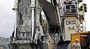 Metallmilliarder i bakken