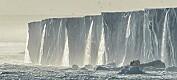 Isbreene krymper fortere enn for 20 år siden
