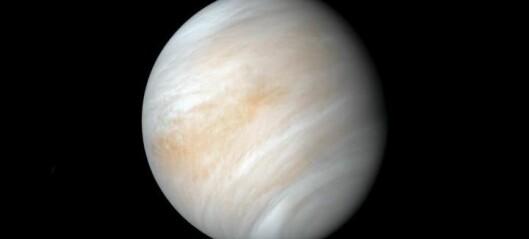 Hvor lenge varer et døgn på Venus?