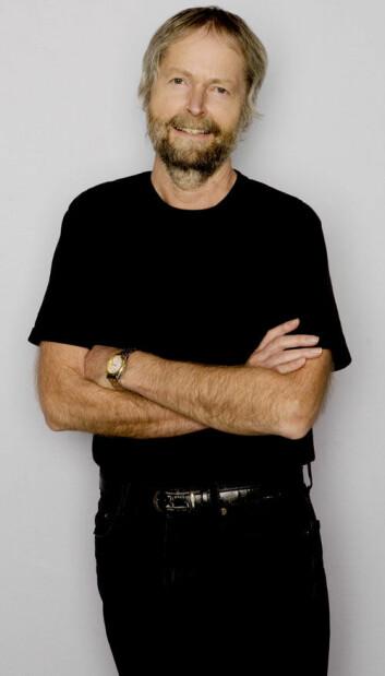 Svein Blom er forsker ved SSB. (Foto: SSB)
