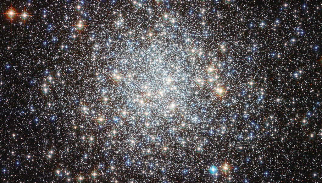 Messier 9 Hubble/NASA