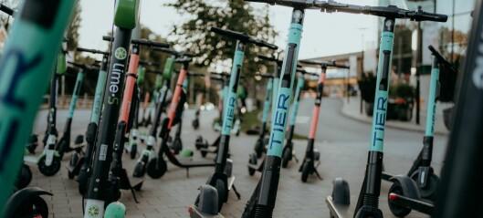 Nå kan vi se hva elsparkesyklene gjør med byene våre