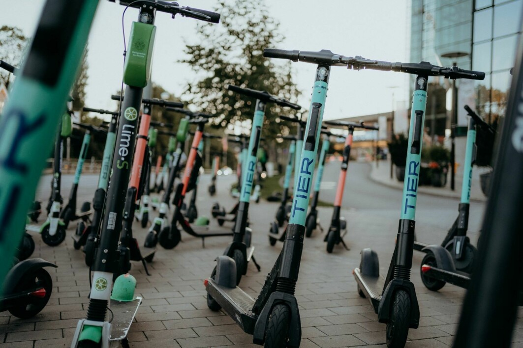 Elsket og hatet. El-sparkesyklene har tatt plass på norske veier og fortau siden 2019.