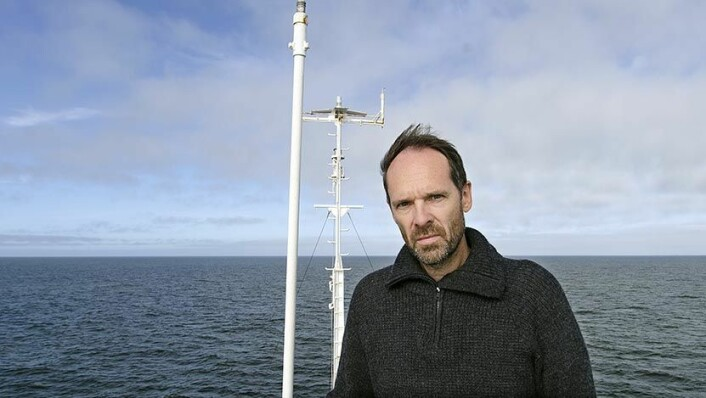 Jan-Gunnar Winther er direktør for Norsk Polarinstitutt. (Foto: Gunnar Sætra, HI)