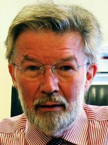 Professor Per Høglend. (Foto: Paul Johansson)