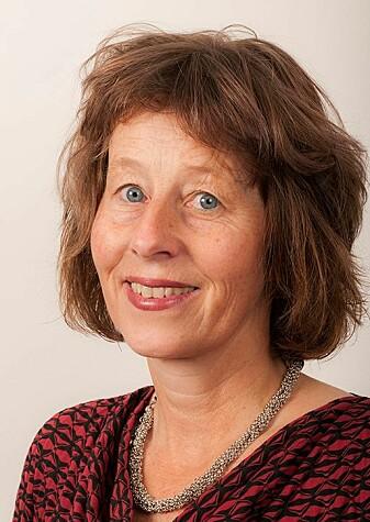 Marianne Lien: Forsker på digitalisert overvåkning av reinsdyr.