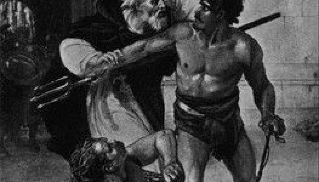 Gladiatorgravplass gir ny kunnskap