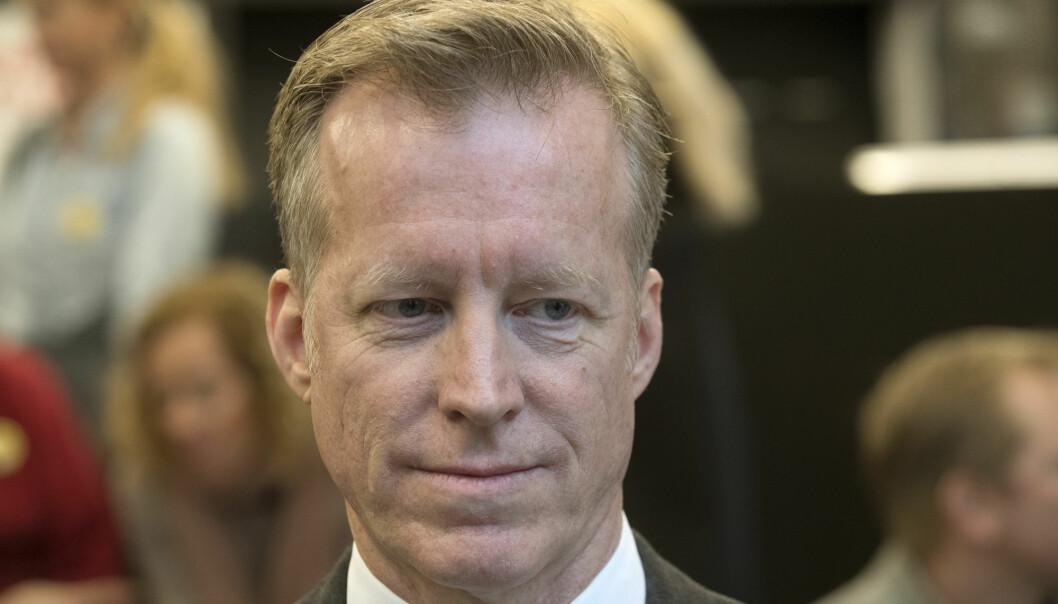 – Det er ikke uten vemod jeg forlater OsloMet, sier Curt Rice i en pressemelding.