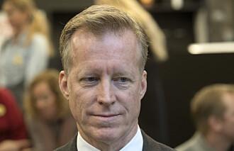 Curt Rice blir NMBU-rektor