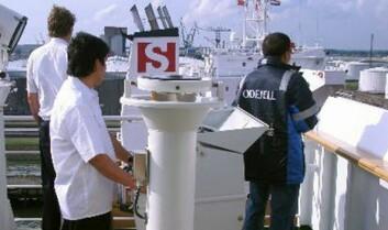 Det store flertallet av filippinerne på norske skip er ordinært mannskap, men antallet offiserer fra Filippinene i den norske handelsflåten har økt de siste årene. (Foto: Gunnar Lamvik)
