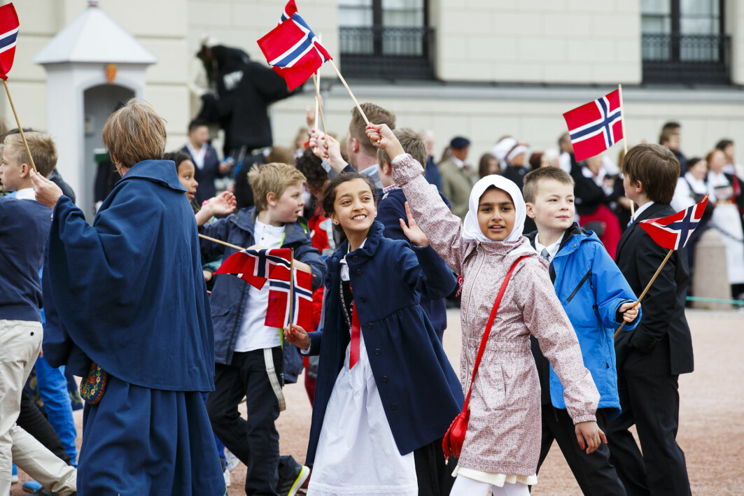 """""""On 17 May, we celebrate freedom and community and a mild form of nationalism,"""" says Pål Ketil Botvar."""