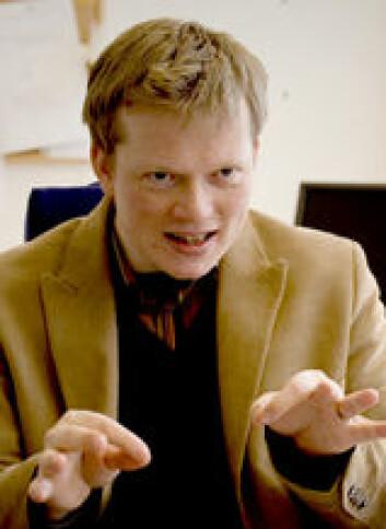 """""""Eivind Engebretsen påviser i sin avhandling at Barnevernets kontroll med klientene har blitt mer subtil med årene."""""""