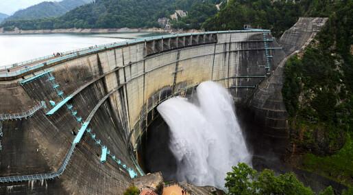 Ombygging av dammer vil kunne gi oss mer fornybar kraft