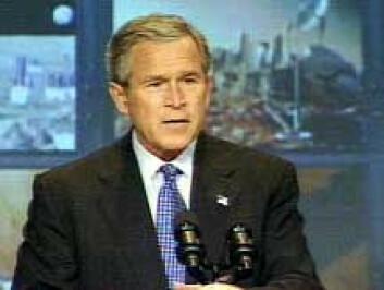 """""""Bilder av seierherren. Hva om George Bush hadde vært kvinne?"""""""