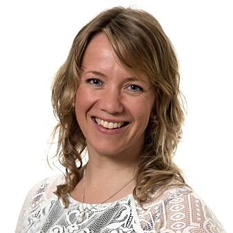 – Vi får høre fra våre studenter at de får praksissjokk, sier Ingeborg Amundrud.