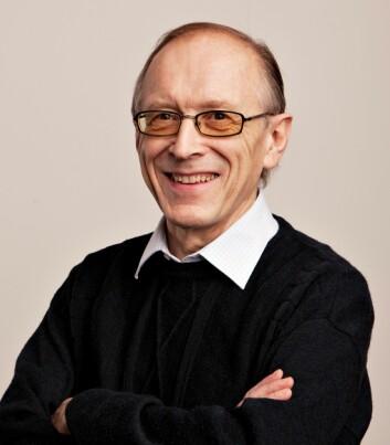 Jostein Holmen (Foto: NTNU)