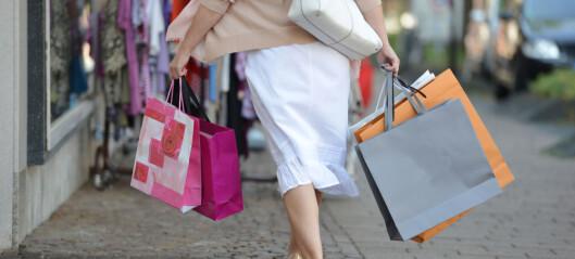 Skamfulle gleder:  Hvorfor kjøper vi dyre ting?