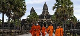 Det var hovedstaden i et mektig rike. Men hvor mange bodde i Angkor Wat?