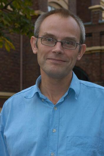 Erling Johannes Husabø, professor i strafferett ved Universitetet i Bergen. (Foto: Åse Johanne Roti Dahl/UiB)