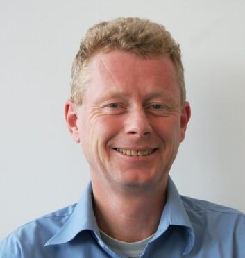 – Leiarane må leie, dei kan ikkje berre telje, seier Gunnar Sivertsen, som er forskar ved NIFU. (Foto: Olav Spilling/NIFU)