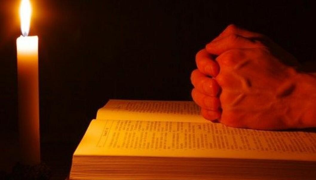 Sammenheng mellom religiøs tro og lavere intelligens