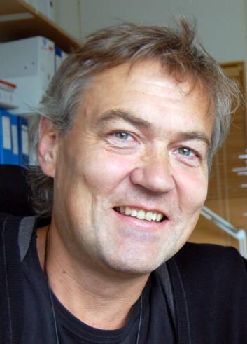 Gunnar Lamvik. (Foto: Svein Tønseth)
