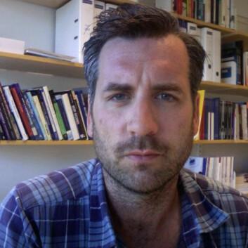 Audun Beyer er forsker ved Institutt for medier og kommunikasjon ved Universitetet i Oslo. (Foto: Privat)