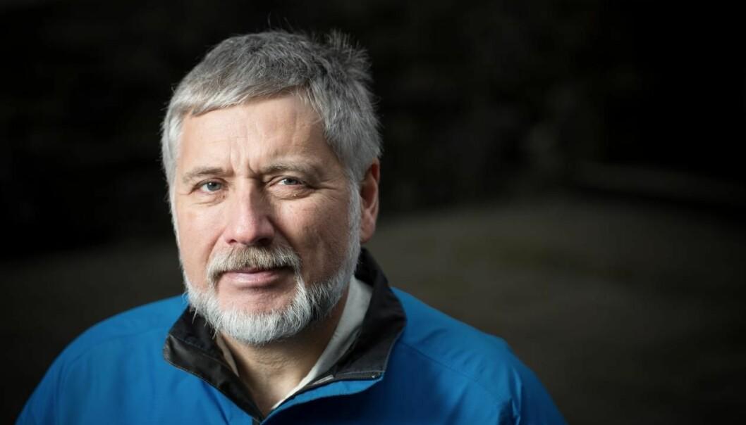 Klimadiplomaten Eystein Jansen