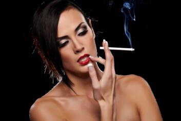 Subaraknoidalblødning er svært dødelig, og kvinner som røyker er hele ni ganger mer utsatt for å rammes av dette enn sine ikke-røykende medsøstre. (Illustrasjonsfoto: www.colourbox.no)