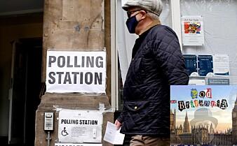 Valg i Storbritannia: Regjeringsansvar kaster av seg