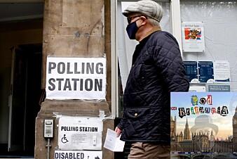 Valg i Storbritannia:Regjeringsansvar kaster av seg