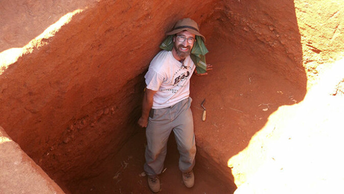 Professor David Wright has discovered that early humans altered the landscape and ecology in Northern Malawi using fire.
