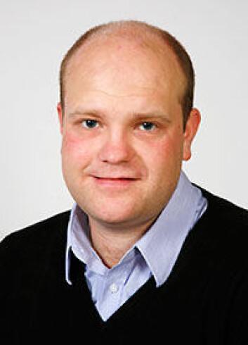 Jørgen Valeur. (Foto: Anne Sidsel Herdlevær, Universitetet i Bergen)