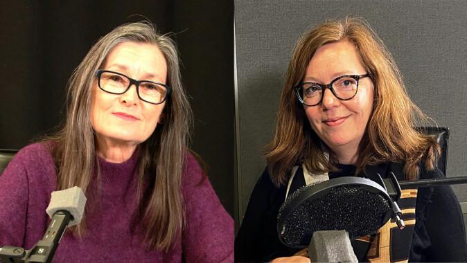 Sissel Gran og Line Cecilie Engh diskuterer hva som egentlig er ekte kjærlighet.