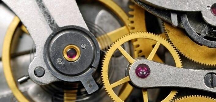 Vitenskapsfolk har alltid vært interessert i presise klokker. (Foto: Colourbox)