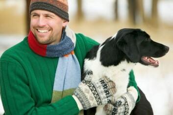 """""""Ikke grunnlag for spesielle tiltak i kontakt med hunder, mener Veterinærinstituttet, men husk god håndhygiene ved kontakt med hundeavføring."""""""