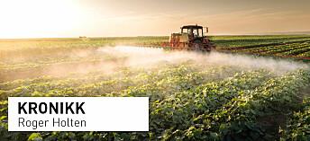 Trenger vi egentlig å frykte kjemiske plantevernmidler?