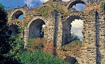 Akveduktene sørget for rent vann i romertiden. Men de krevde mye vedlikehold