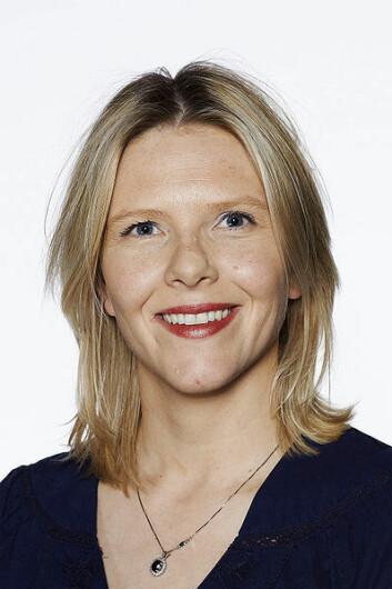 Landbruks- og matminister Sylvi Listhaug. (Foto: Wikimedia commons)